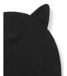 1+ in the Family PARIS Beanie w/Ears 1  in the Family PARIS Beanie w/Ears black
