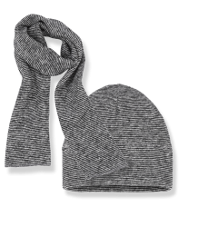 1+ in the Family CALVI Beanie & Scarf 1  in the Family CALVI Beanie & Scarf