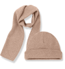 1+ in the Family LUCCA Beanie & Scarf 1  in the Family LUCCA Beanie & Scarf rose