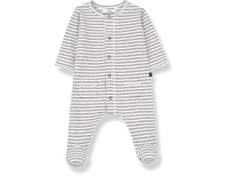 1+ in the Family GIRONA Jumpsuit w/Feet