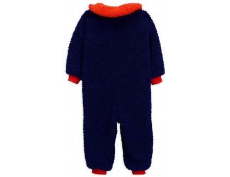 Mini Rodini Faux Fur Baby Overall - LIMITED EDITION