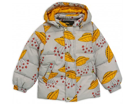 Mini Rodini UFO Puffer Jacket - LIMITED EDITION