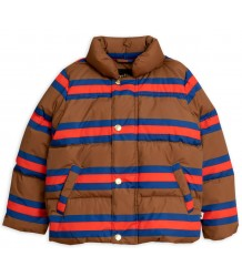 Mini Rodini STRIPE  Puffer Jacket - LIMITED EDITION Mini Rodini STRIPE Puffer Jacket - LIMITED EDITION