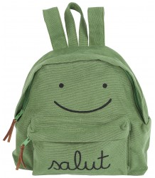 Emile et Ida Backpack SALUT Emile et Ida Backpack SALUT moss