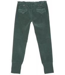 Pantalon Rib Emile et Ida Pantalon Rib vert