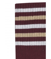 Emile et Ida Tennis Sock STRIPES Emile et Ida Tennis Sock STRIPES  vin