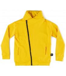 Nununu SAY WHAT? Biker Jacket Nununu SAY WHAT? Biker Jacket yellow