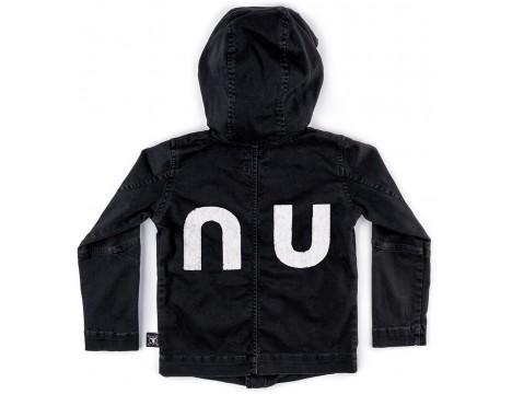 Nununu Hooded Biker Jacket