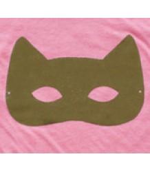 Atsuyo et Akiko Tee Crew Atsuyo et Akiko, Tee Crew, Cat Mask
