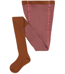 Repose AMS Tights COLOR BLOCK Repose AMS Tights COLOR BLOCK rose-apricot