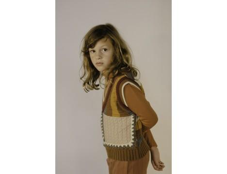 Repose AMS Knit Crochet Spencer