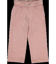 Caroline Bosmans Oversized Corduroy Pants Caroline Bosmans Oversized Corduroy Pants pink
