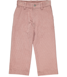Oversized Corduroy Pants Caroline Bosmans Oversized Corduroy Pants pink