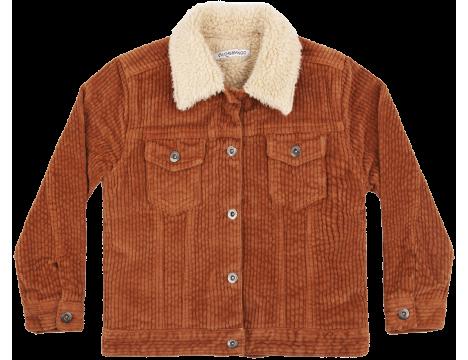 Mingo Oversized Jacket
