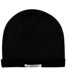 Mingo Sweat Beanie Zwart Mingo Winter Beanie black