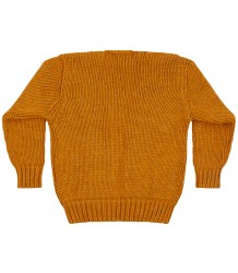 Mingo Knitted Cardigan Mingo Knitted Cardigan ocher