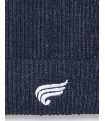 Finger in the Nose Carson Unisex Knitted Beanie Finger in the Nose Carson Unisex Knitted Beanie denim blue
