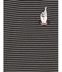 Teeroko STRIPE T-shirt with Smock Finger in the Nose Teeroko STRIPE T-shirt with Smock