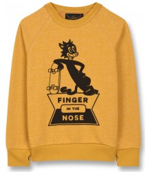 Finger in the Nose Hank Sweatshirt SKATE CAT Finger in the Nose Hank Sweatshirt SKATE CAT