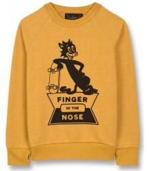 Finger in the Nose Hank Sweatshirt SKATE CAT Finger in the Nose Hank Sweatshirt SKATE CAT