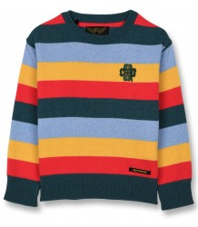 Finger in the Nose County STRIPES Knitted Jumper Finger in the Nose County STRIPES Knitted Jumper