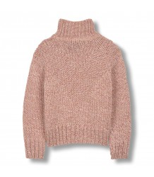 Vanity Knitted Oversized Jumper Finger in the Nose Vanity COLOURBLOCK Oversized Jumper