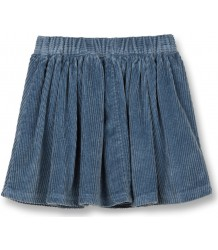 Annix Skirt Jumbo Cord Finger in the Nose Annix Skirt Jumbo Cord stone blue