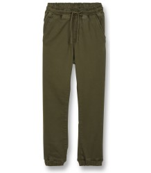 Finger in the Nose Longbeach Woven Denim Jogg Pants Finger in the Nose Longbeach Woven Denim Jogg Pants khaki