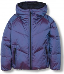 Snowdance Reversible Down Jacket Snowdance Reversible Down Jacket sailor blue