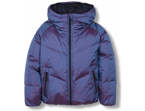 Finger in the Nose Snowdance Reversible Down Jacket