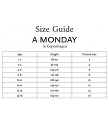 A Monday Fauna Dress