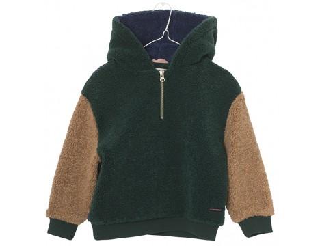 A Monday Seb Hoodie Fleece Jacket