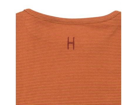 Little Hedonist ELANA LS Shirt STRIPE