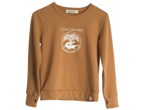 I Dig Denim Jan Sweater