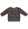 Mini Sibling Knit Sweater-Cardigan LEOPARD Mini Sibling Knit Sweater-Cardigan LEOPARD