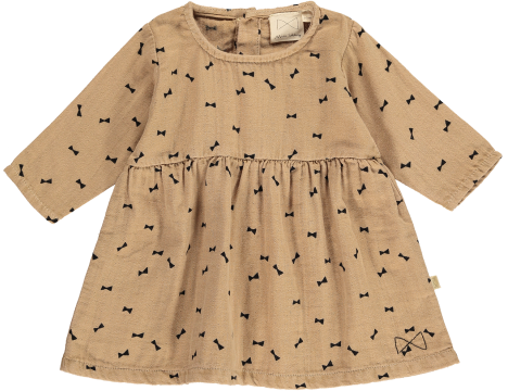 Mini Sibling Baby Dress BOW