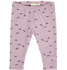 Mini Sibling Baby Slim Pants BOW Mini Sibling Baby Slim Pants BOW lila