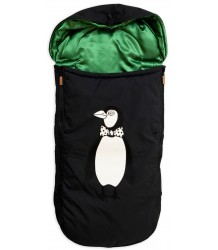 Mini Rodini PINGUIN Foot Muff - LIMITED EDITION Mini Rodini PINGUIN Foot Muff - LIMITED EDITION