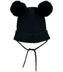 Mini Rodini Ear Hat Mini Rodini Ear Hat black