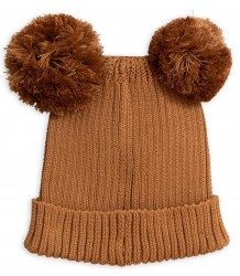 Mini Rodini Ear Hat Mini Rodini Ear Hat brown