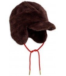 Mini Rodini Faux Fur Cap - LIMITED EDITION Mini Rodini Faux Fur Cap - LIMITED EDITION
