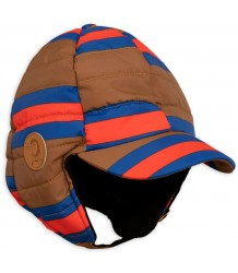 Mini Rodini Insulator STRIPE Cap - LIMITED EDITION Mini Rodini Insulator STRIPE Cap - LIMITED EDITION