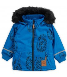 Mini Rodini K2 TIGER Parka - LIMITED EDITION Mini Rodini K2 TIGER Parka - LIMITED EDITION
