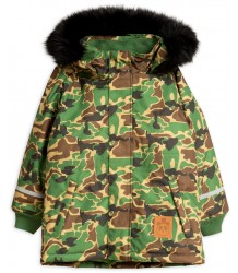 Mini Rodini K2 CAMO Parka - LIMITED EDITION Mini Rodini K2 CAMO Parka - LIMITED EDITION
