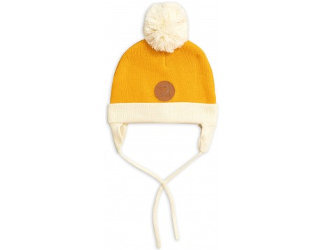 Mini Rodini Penguin Baby Hat
