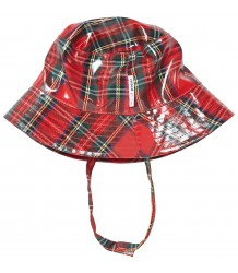 Maed for Mini Tartan Termite Rain Hat Maed for Mini Tartan Termite Rain Hat