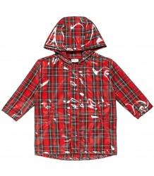 Maed for Mini Tartan Termite Rain Coat Maed for Mini Tartan Termite Rain Coat