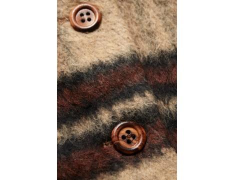 Maed for Mini Squared Seal Coat