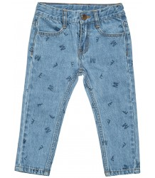 Maed for Mini Blue Bull Jeans Maed for Mini Brave Bull Jeans