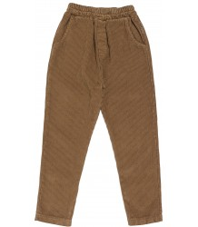 Maed for Mini Chocolate Pony Chino Rib Pants Maed for Mini Chocolate Pony Chino Rib Pants